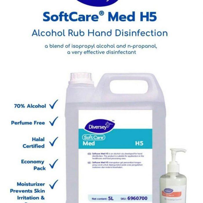 Diversey Hand Sanitizer H5